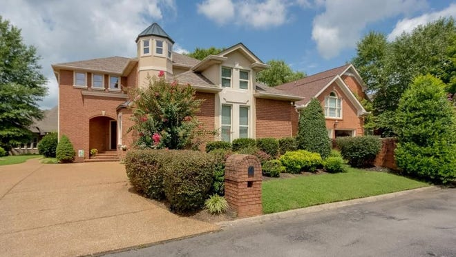 This Wilson County home, at 1150 Fairways in Lebanon, was built in 2001 and has 2,673 square feet.