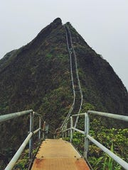 The Haiku Stairs have 3,922 steps, and officials say injuries and rescues are pervasive.