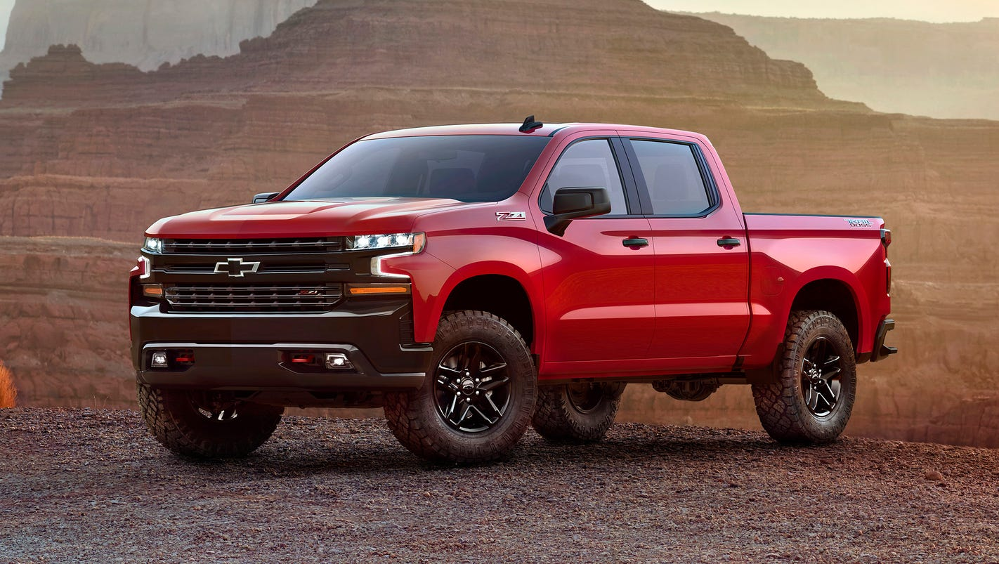 pickup trucks to dominate 2018 detroit auto show and here 39 s why. Black Bedroom Furniture Sets. Home Design Ideas