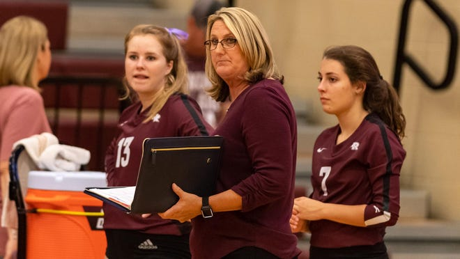 Round Rock head coach Diane Watson has high hopes for this year's volleyball squad, which welcomes back plenty of talent and experience.