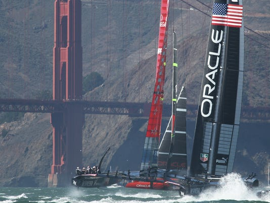 2015-03-31 America's Cup