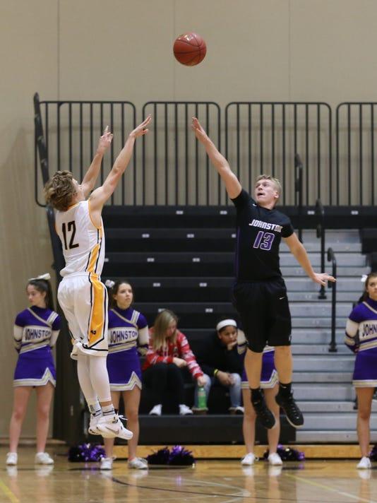 High School Basketball: Johnston at Southeast Polk