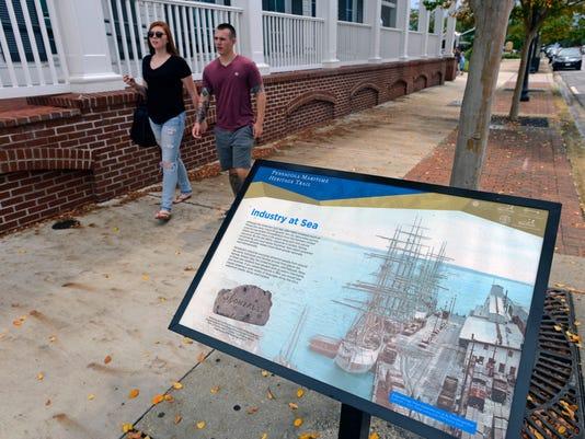Pensacola Maritime Heritage Trail 2