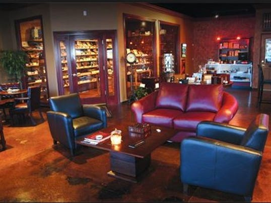 Barber Lounge : ... how Moguls Barber & Lounge could look like inside. (Photo: Submitted
