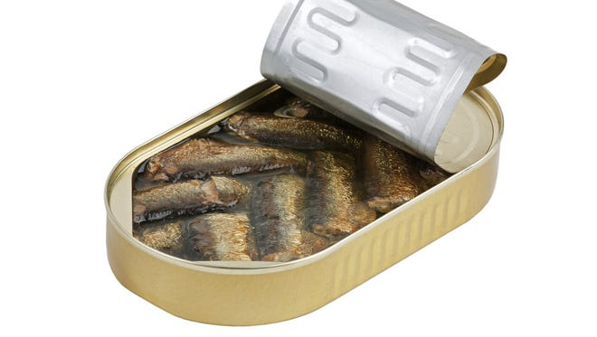 Herring is one of the foods that may be helpful with joint pain.