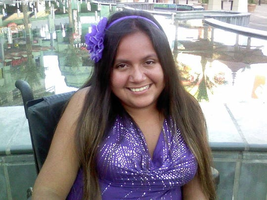 Bridget Charlebois died in February 2014 at her Glendale home after police said her fiance failed to call 911 for help. Charlebois, 22, a quadriplegic, was nine months pregnant. Andres Bohn Reyes, 28, is charged with two counts of first-degree murder.