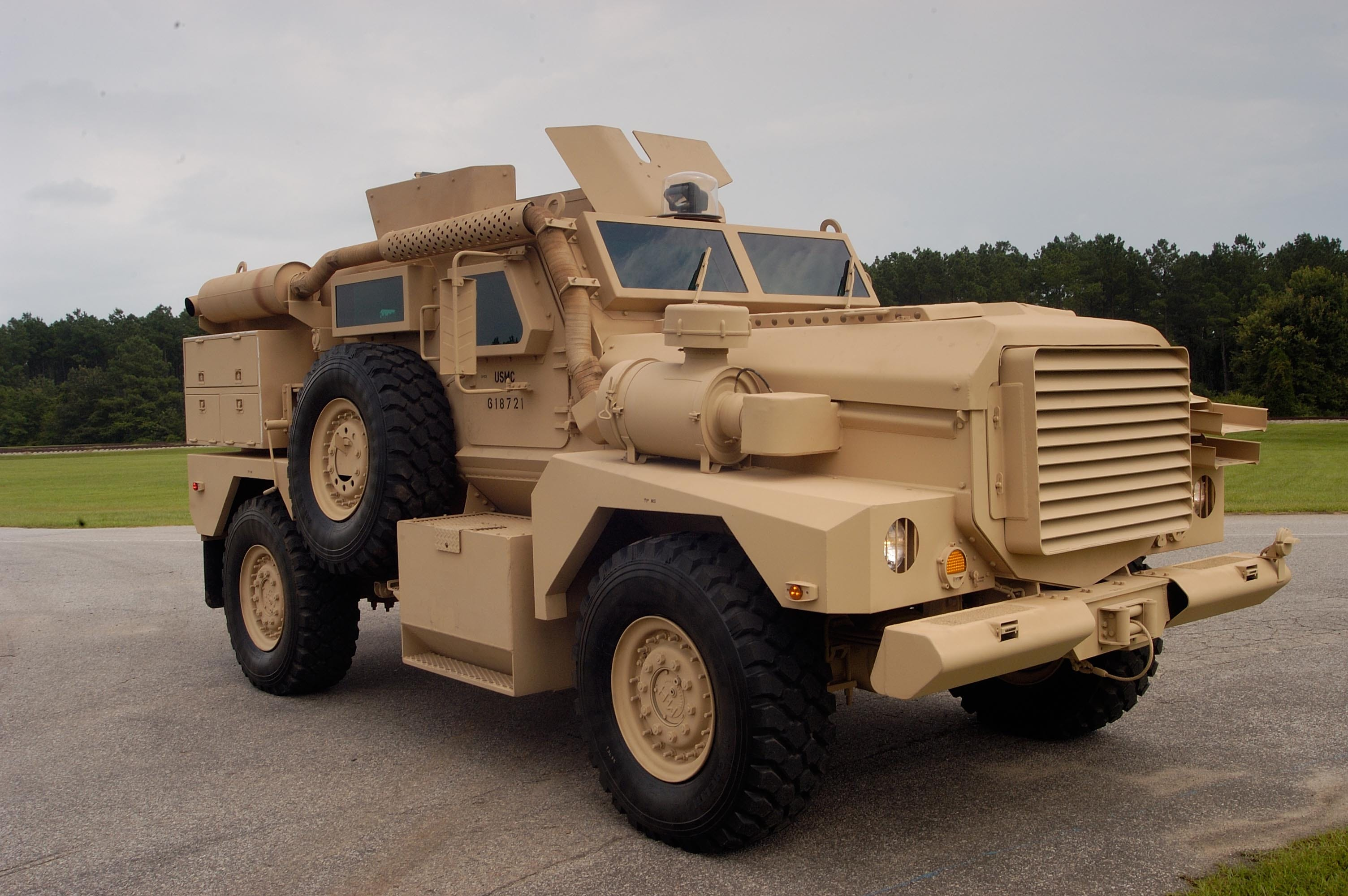 The wait remains for vehicle meant to replace Humvees