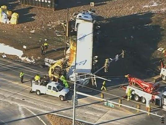 Maryland Crash Five Killed