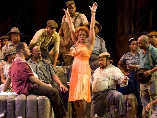 "Salem Concert Band and Salem Cinema will present a screening of the San Francisco Opera's production of ""Porgy and Bess"" at 4 p.m. Nov. 1 at Salem Cinema, 1127 Broadway St. NE."