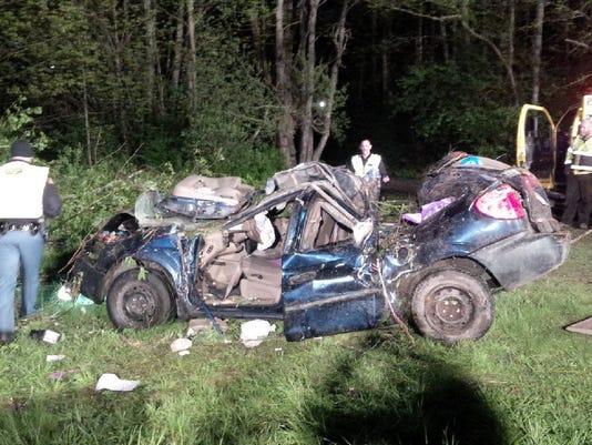 Woman killed in car crash in East Bremerton