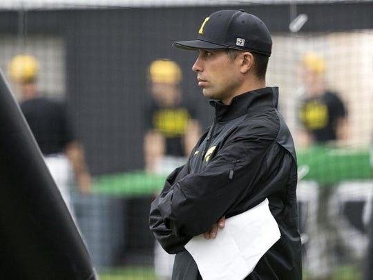 Desi Druschel, who had been with the Hawkeyes since 2014, is joining the New York Yankees.