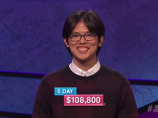 Jeopardy! contestant Alan Lin