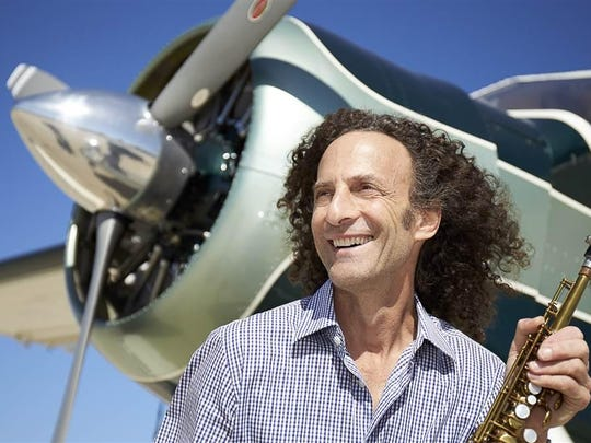 In addition to being a best-selling musician and a scratch golfer, Kenny G is also a pilot.