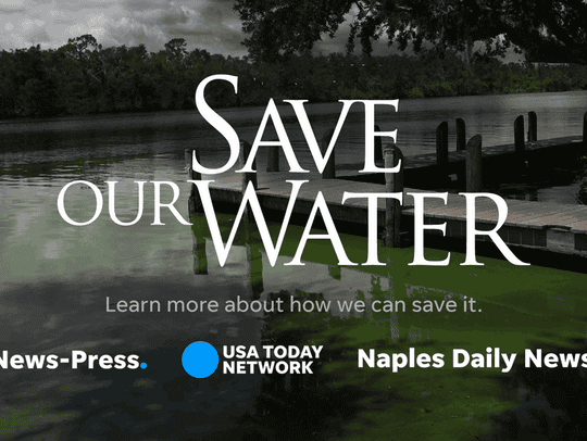Join the Save Our Water Facebook page