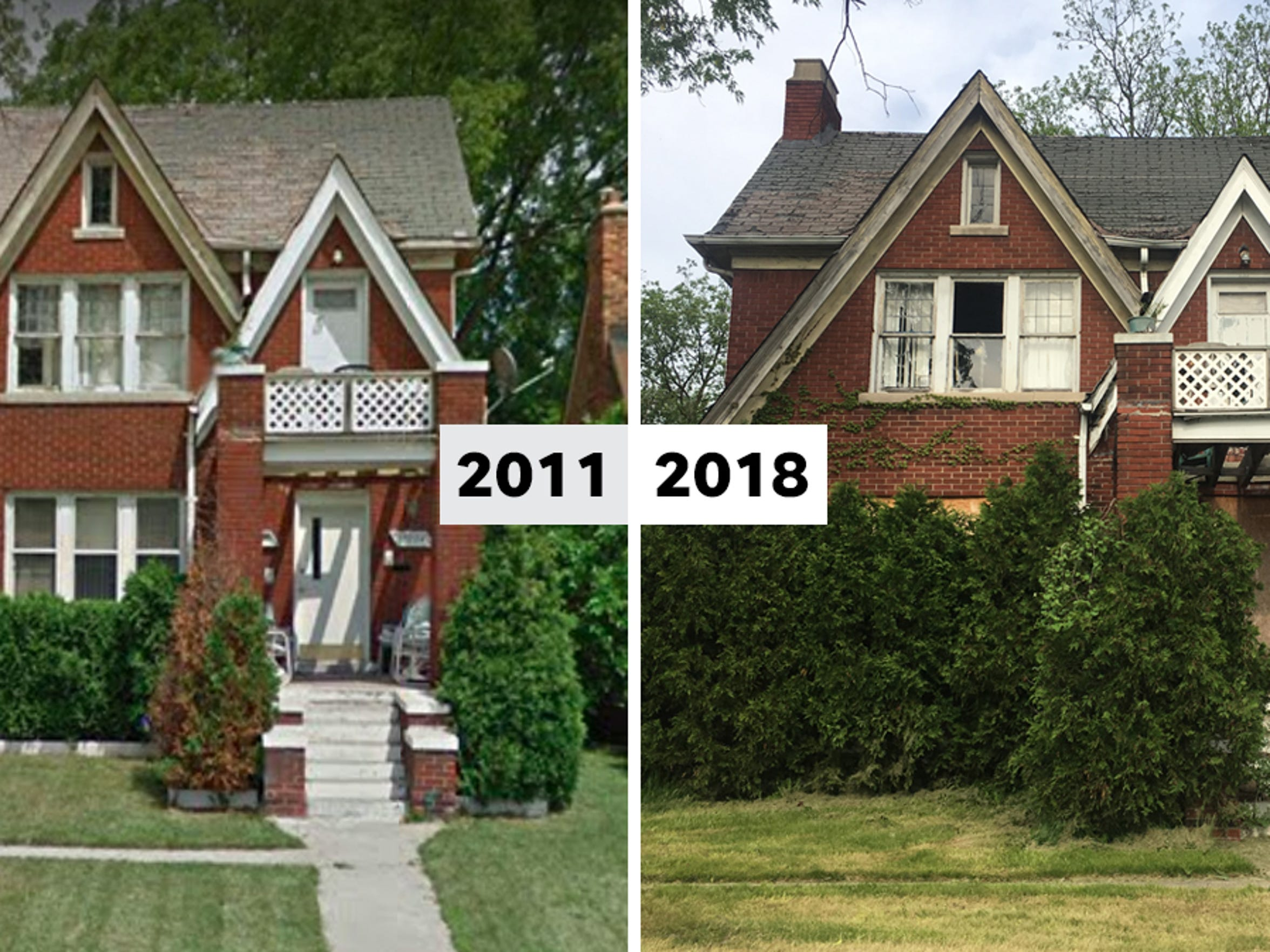 Speculative Detroit home buyers bringing down values