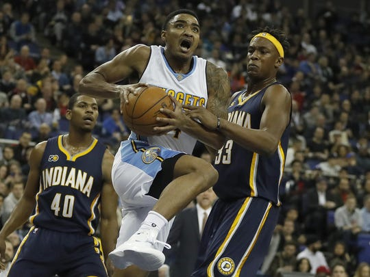 Former Michigan State star Gary Harris cracks ESPN's