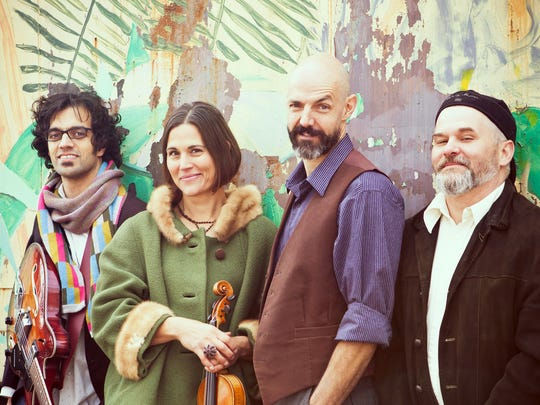 Rani Arbo & daisy mayhem visit The Big Picture Theater and Cafe in Waitsfield for a performance at 6:30 p.m. Sunday.