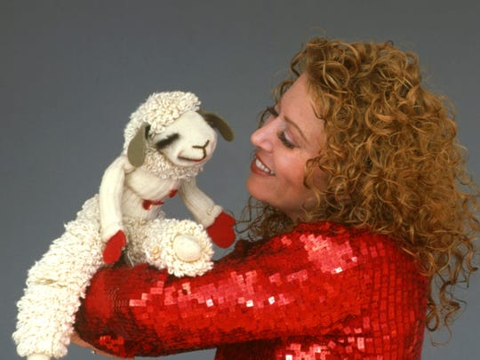 Mallory Lewis & Lamb Chop will take center stage Friday, Feb. 13, at the Historic Elsinore Theatre.