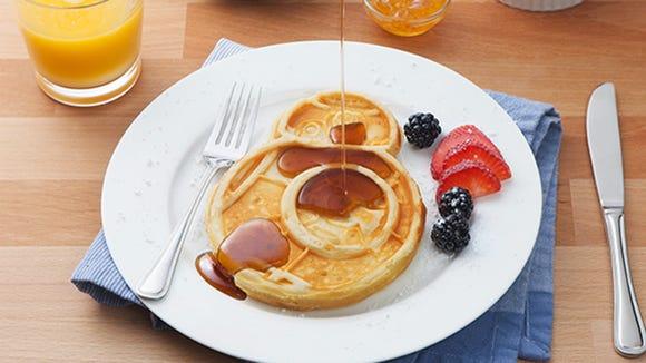 BB-8 Waffle Maker