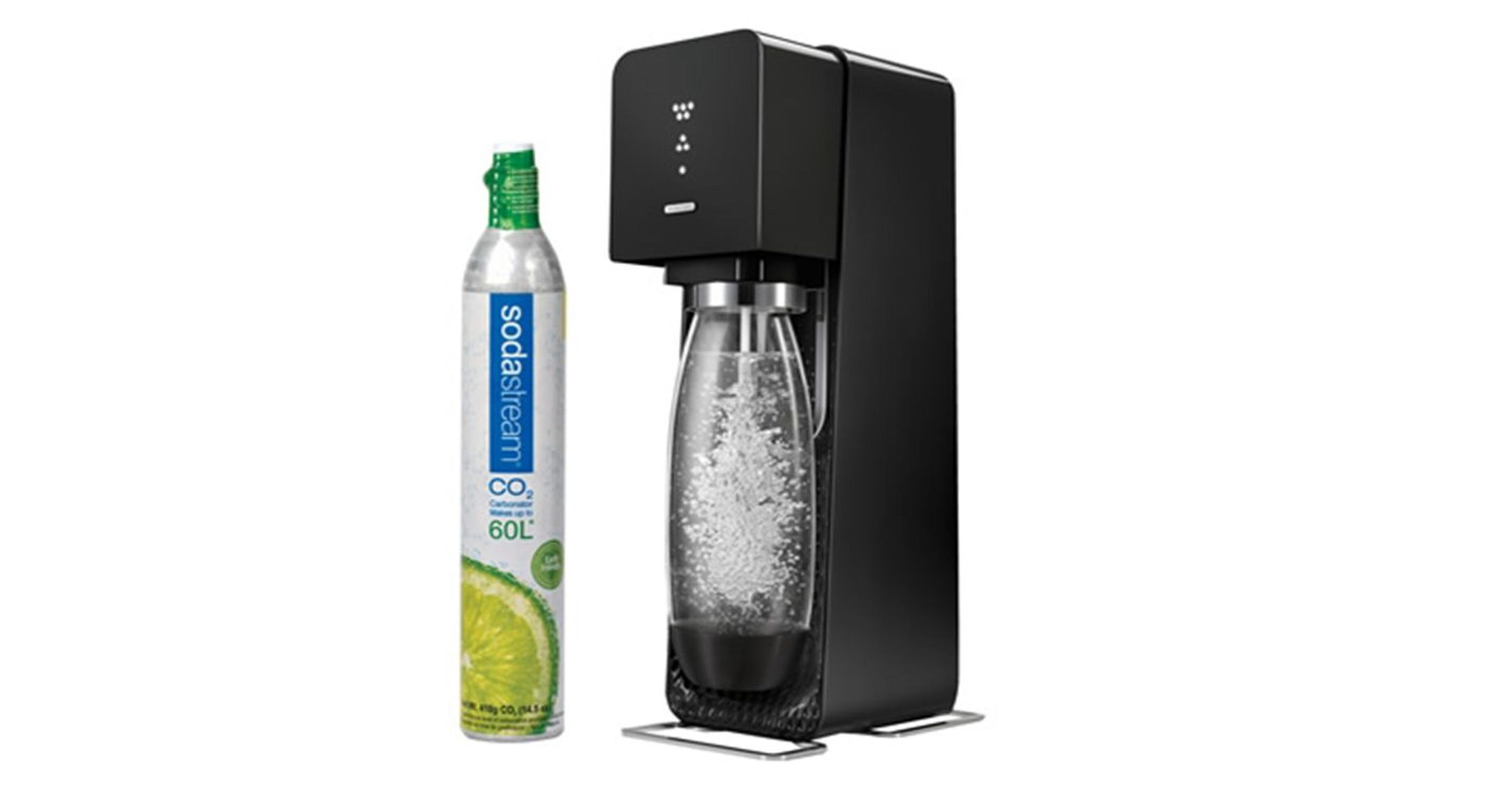 The best-selling SodaStream is 38% off on Amazon right now