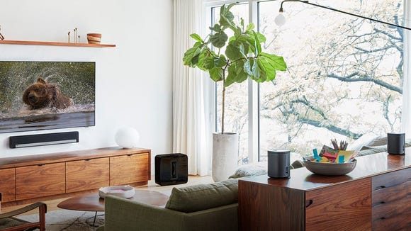 Upgrade your home audio with these rare Sonos speaker deals