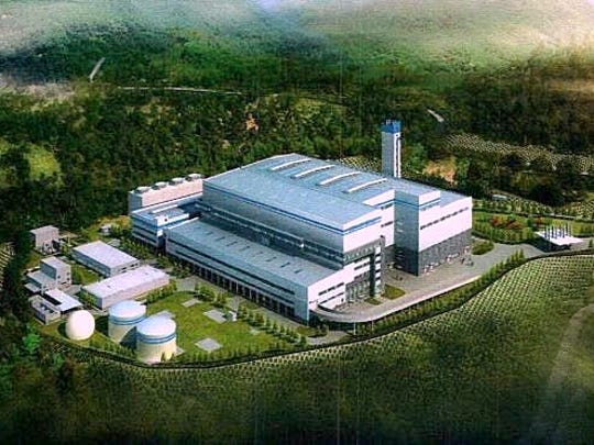 A proposed incinerator in Seneca County could look