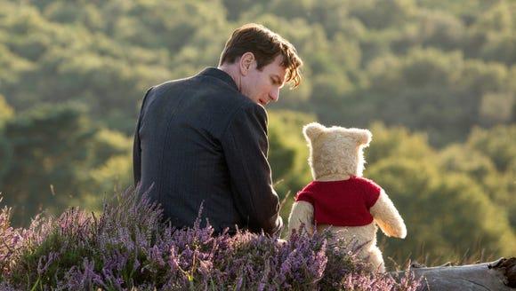 "Ewan McGregor, who stars in ""Christopher Robin,"" talks"