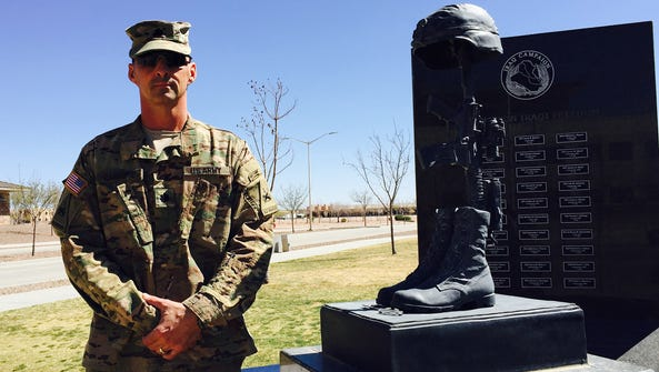 Lt. Col. Tommy Cardone relinquished command of the