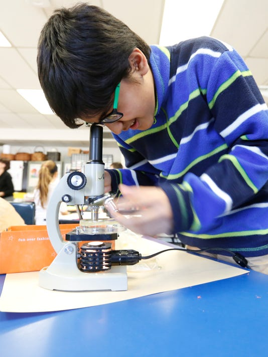 Tinkering and Engineering classroom