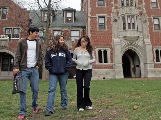 California Students Attending Grinnell College