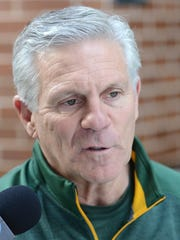 Packers special teams coordinator Ron Zook.