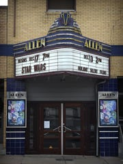 Allen Theater in Annville at 36 E. Main St.