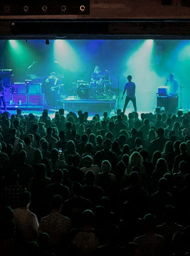 The opening of new downtown music venue The Van Buren, featuring Cold War Kids and Joywave, on Aug. 23, 2017, was a smashing success.