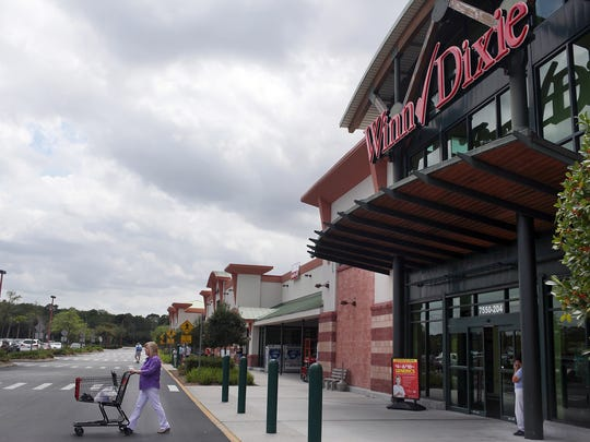 The former Sweetbay Supermarket at Vanderbilt Beach Road and Collier Boulevard was rebranded Winn-Dixie in March 2014 in Naples.