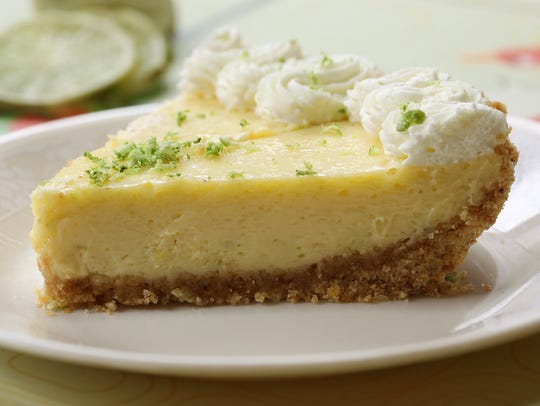 National Key Lime Pie Day, by some estimations, is Sept. 26.
