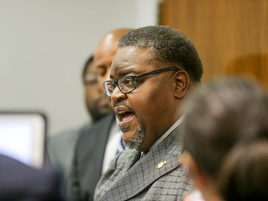 City County Council President Stephen Clay resigns