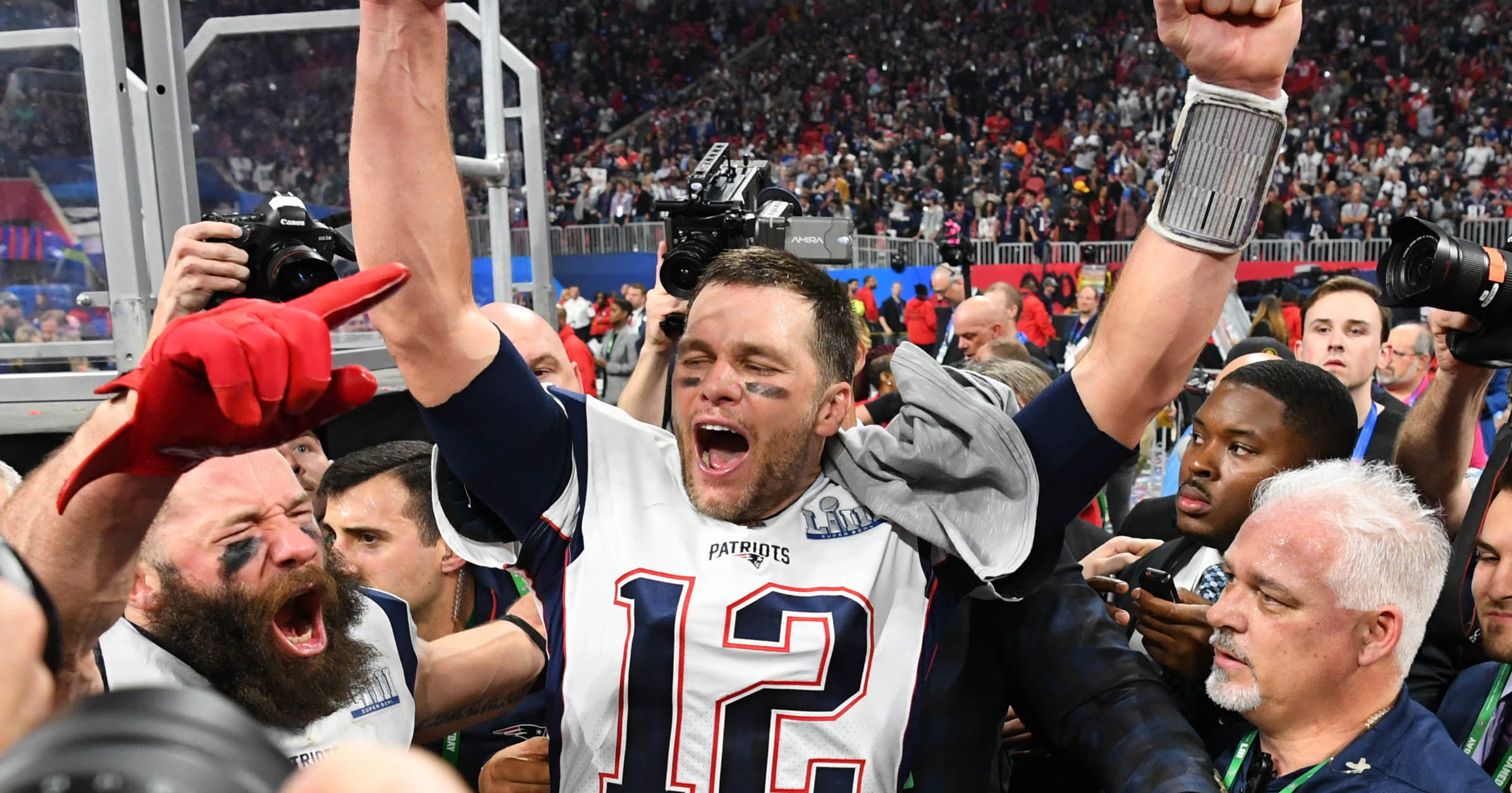 Super Bowl 2019  Patriots cement status as best NFL franchise with win 4e1afd014