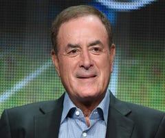 Al Michaels makes Harvey Weinstein joke during 'Sunday Night Football'