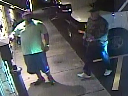 Anyone with information regarding the identity of these individuals should call the Criminal Investigations Division at 615-893-2717 or Crime Stoppers at 615-893-STOP (7867).