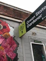 Green State Gardener on Pine Street in Burlington,