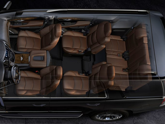 Suv With Bucket Seats In Second Row Autos Post