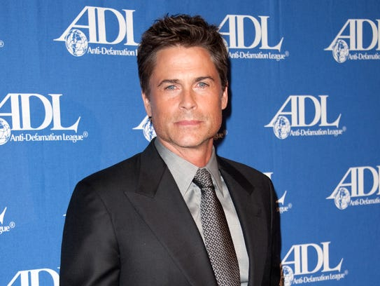 In 1988, Rob Lowe's career took a major hit after he