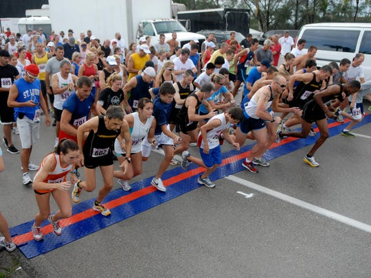 The Freedom 5K race returns this year at the Red White and Boom Fourth of July celebration in Cape Coral.