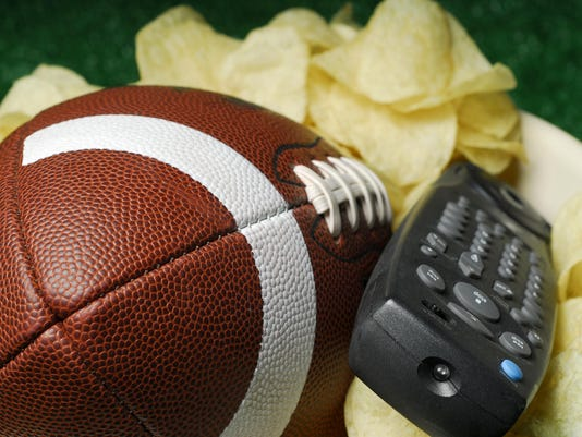 sports - football remote chips
