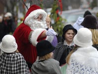 Dec. 12: Old Fashioned Christmas Horse Parade
