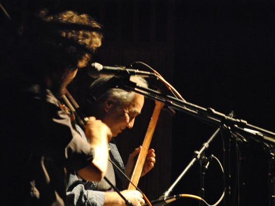 Akira Satake and Duncan Wickel