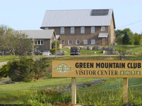 The Green Mountain Club Visitor Center is located on Vermont 100  between Waterbury and Stowe.