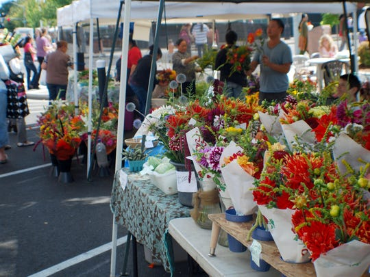 Wednesday Farmers Market won't set up shop Aug. 2 due to the expected heat.