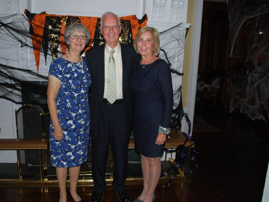 Constance Reed Dr Robert Reed Patricia Clark