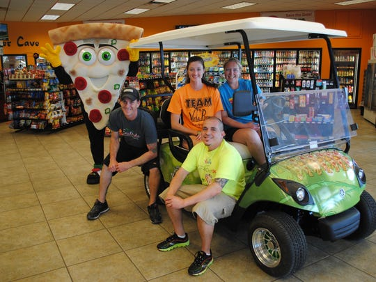 Business spotlight: Viera Pizza